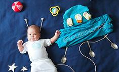 Милота дня: 10 супер-фото малыша из Новосибирска