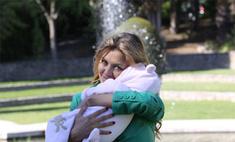 Виктория Боня: фото вместе с дочерью