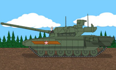 Блогер из Камышина создал мультфильм ко дню рождения Путина