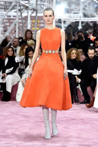 Показ Dior Haute Couture   галерея [1] фото [21]