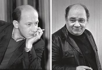 «Леонов и Евстигнеев – мои кумиры»