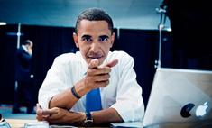 Барак Обама зовет на выборы с помощью Facebook