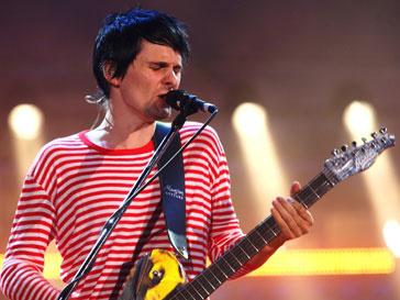 Новый альбом группы Muse выйдет в 2012 году