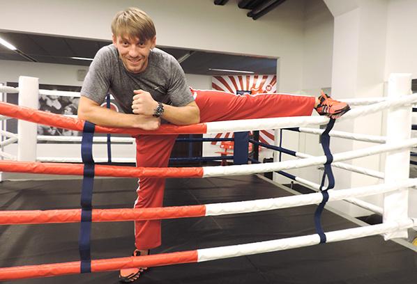 Сергей Морозов, Hard Candy Fitness