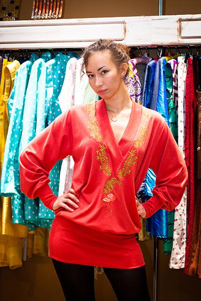 Платье от Екатерины Барсуковой