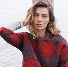 Сохраняя тепло: самые модные свитеры и свитшоты