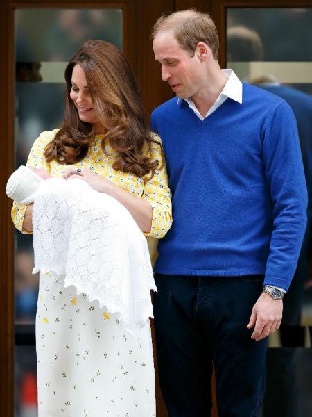 Принц Гарри встретился с племянницей Шарлоттой