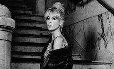 Клаудия Шиффер для юбилейного Vogue