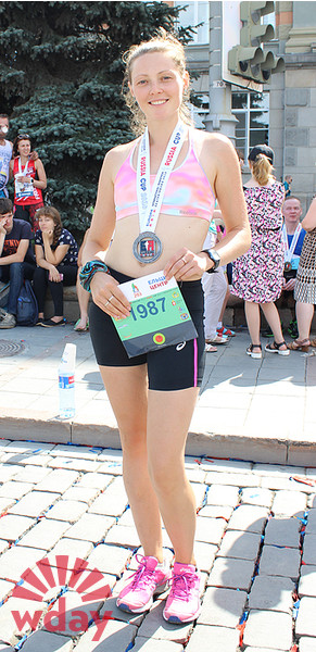 "Александра Валиуллина, марафон ""Европа-Азия 2016"", фото"