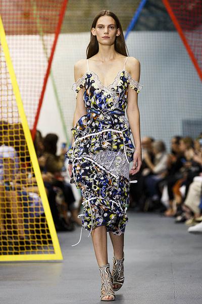 Неделя моды в Лондоне: день четвертый | галерея [3] фото [2]