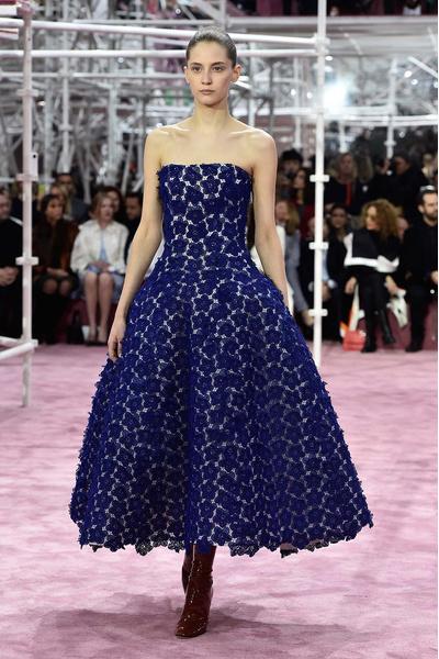 Показ Dior Haute Couture   галерея [1] фото [6]