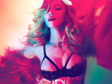 """Мадонна на обложке нового сингла """"Girl Gone Wild"""""""