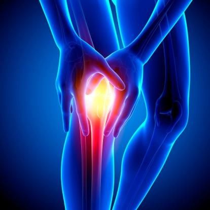 боль в коленях при спуске