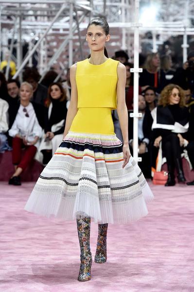 Показ Dior Haute Couture   галерея [1] фото [22]
