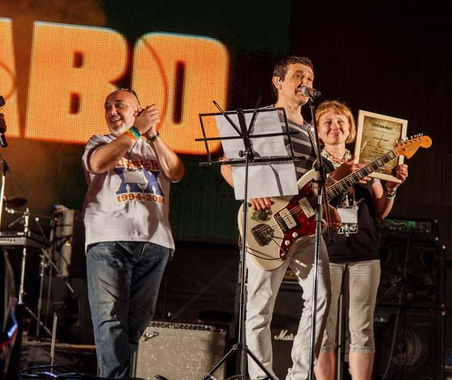 Группа «Браво» в Перми
