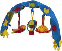 Дуга с подвесными игрушками Tiny Love, 510 руб.