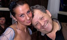 Борис Грачевский разводится с молодой женой