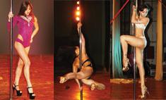 Танец на шесте: самые красивые танцовщицы pole dance Казани