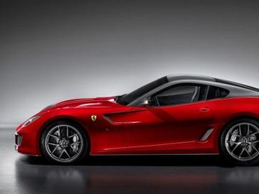 Новая Ferrari 599 GTO