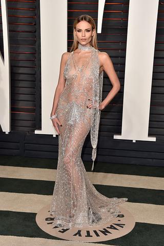 Наташа Поли на вечеринке Оскара: фото