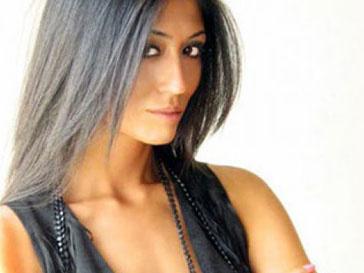 Турецкая модель Сезги Мелек Тюзель надеется попасть на конкурс