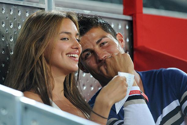 Криштиану Роналду самые красивые футболисты мира