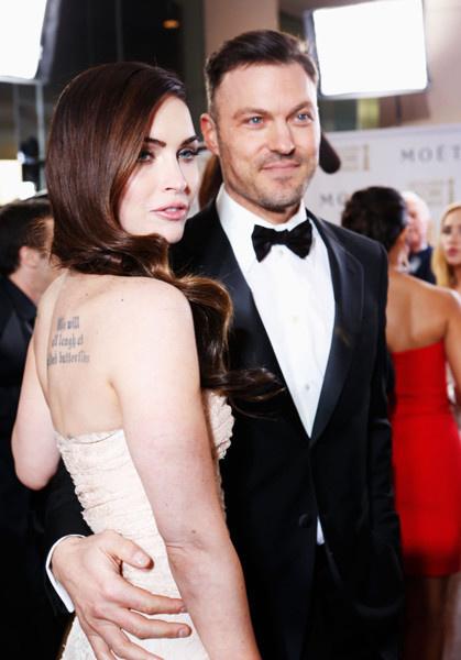 Звездные разводы 2015 Меган Фокс и Брайан Остин Грин