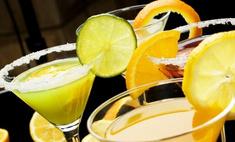 Летняя прохлада: 7 рецептов освежающих коктейлей