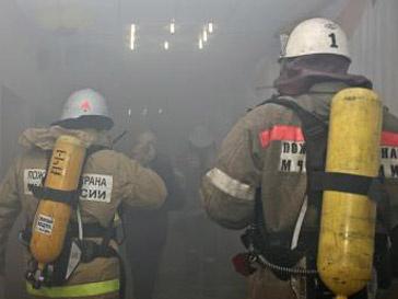 Сотрудники МЧС столицы своевременно прибыли на место происшествия