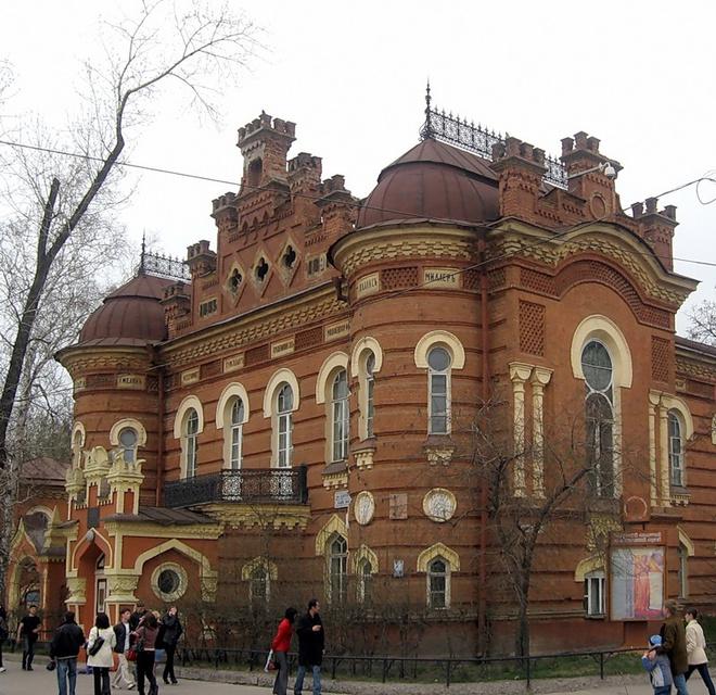 ночь музее в Иркутске