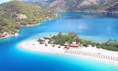 6 красивых и малоизвестных пляжей Турции