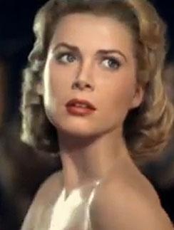 В новом рекламном ролике использован образ Грейс Келли (Grace Kelly)