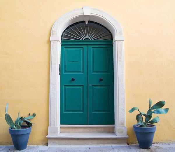 Фен-шуй входной двери