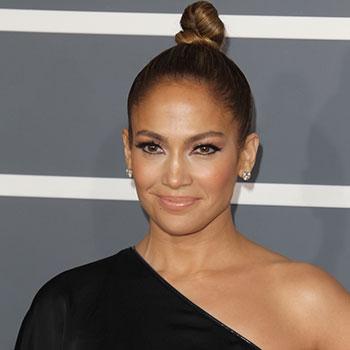 Дженнифер Лопес (Jennifer Lopez ) на 55-й премии Grammy, Лос Анджелес, февраль 2013