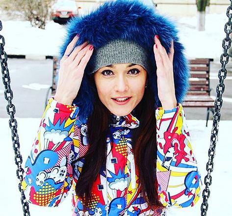 Александра Булычева, актриса, фото