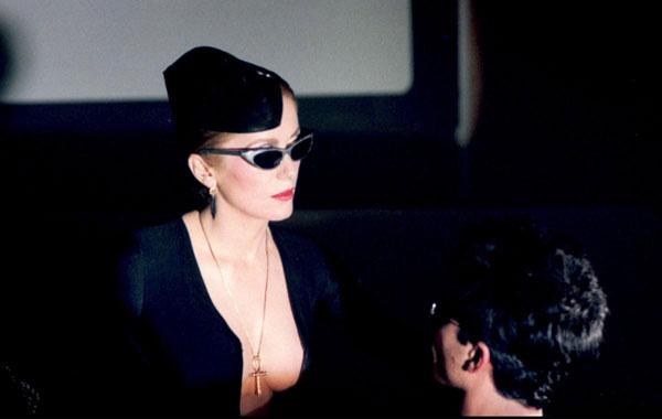 "Кадр из фильма ""Голод"", Тони Скотт, 1983"