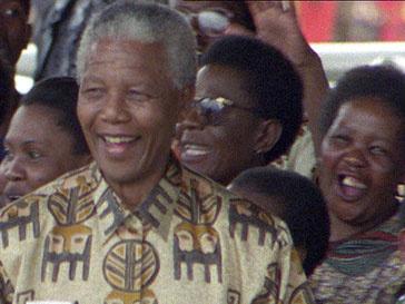 Нельсон Мандела проходит специализированное обследование у пульманологов