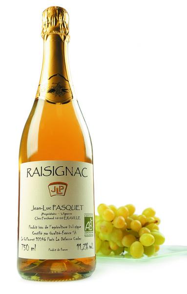Белое игристое вино