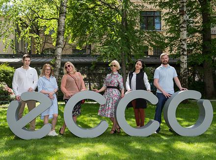 Презентация коллекции ECCO при поддержке Psychologies