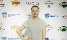 Журнал MAXIM наградил победителей хоккейного турнира