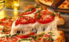 Как приготовить диетическую пиццу
