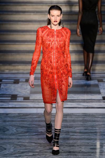 Неделя моды в Лондоне: 21 февраля | галерея [2] фото [15]