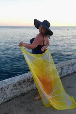 Модные купальники для полных женщин