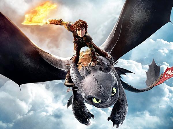 «Как приручить дракона-2»