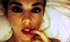 Бьюти-ошибка: Анна Седокова ложится спать с макияжем