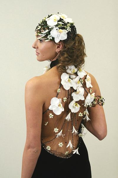 Платье из цветов, День города