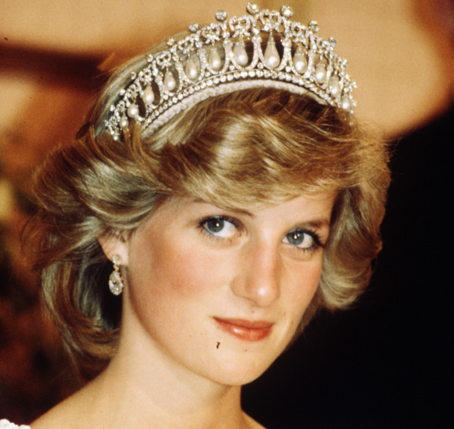 Принцесса Диана, 1983 год