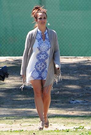 Бритни Спирс будут судить за избиение