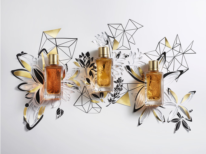Цветочные ароматы коллекции Maison Lancôme Grand Cru