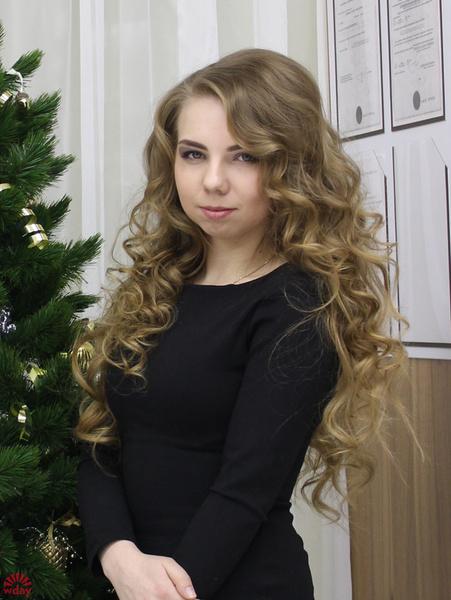 Новогоднее преображение: макияж и укладка, фото